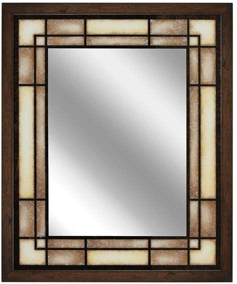 Large Framed Bathroom Vanity Wall Mirror Decorative