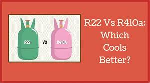 R22 Vs R410a  Which Cools Better  Know The Real Difference
