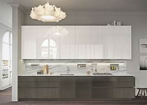 2018 modern kitchen trends are all about this one thing for Kitchen cabinet trends 2018 combined with character stickers