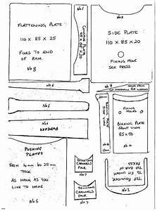 Rams Horn Walking Stick