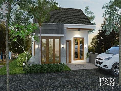 rumah kecil minimalis  terbaik mendekorasi ruangan