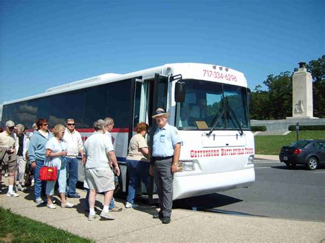 Licensed Guided Battlefield Tours