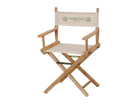 siege metteur en ᐅ fauteuil metteur en scène personnalisé asdirect fr