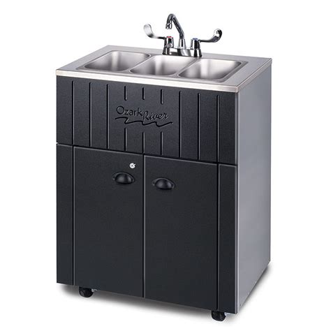 Ozark River Portable Sinks by Ozark River Nature Premier Outdoor Portable Sink