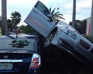 Man claims BMW Park Assist function caused him to 'mount ...