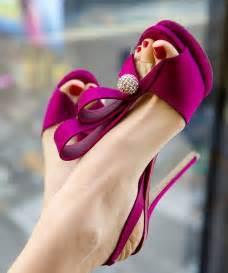 fuschia wedding shoes pink wedding fuschia pink wedding shoes 2028492 weddbook