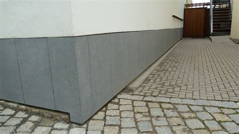Sandstein Verputzen Aussen by Mauer Verkleiden Aussen Fkh