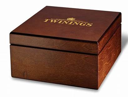 Tea Box Wooden Compartment Empty Deluxe Boxes