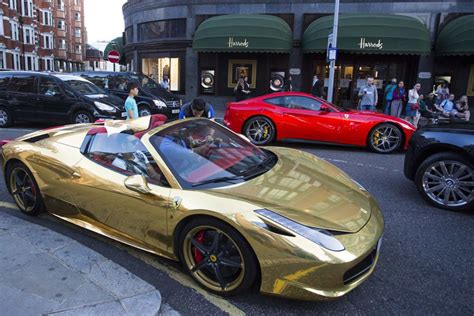 no revving or rapid acceleration kensington and chelsea launches crackdown supercars after