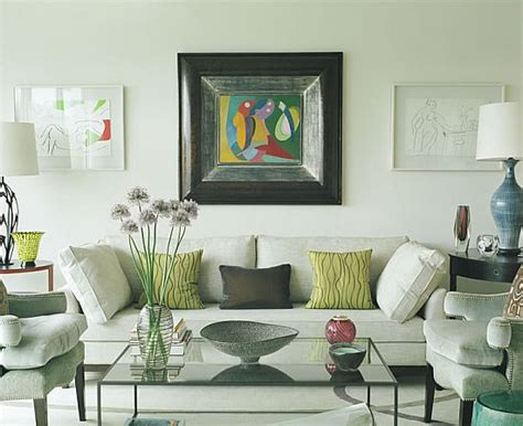 Decoration Styles - an exle of a sophisticated eclectic living room a