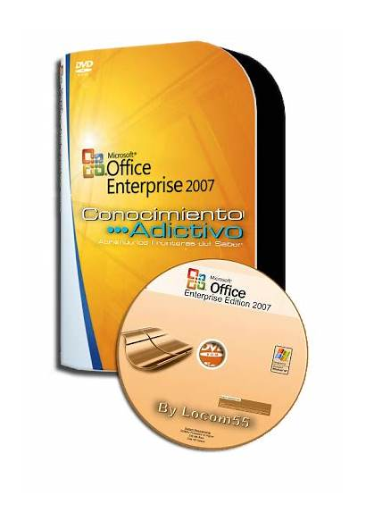 Office Microsoft Enterprise 2007 Dvd