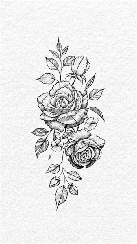 Pin by Jolee I love you Wilt on Drawings | Rose tattoos, Tattoos, Trendy tattoos