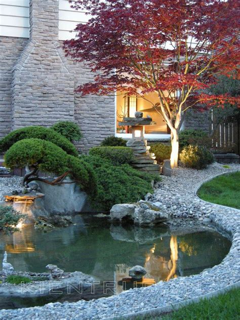 35 impressive backyard ponds and water gardens architecture design