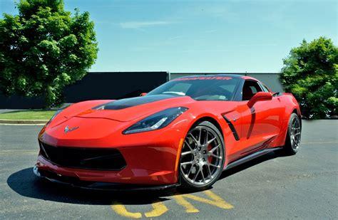 bmw supercar concept lingenfelter unveils wide body kit for the c7 corvette