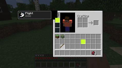 armor  potion effect display bug modification