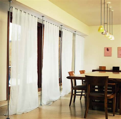 curtains as a room divider purpose of a room divider curtain bestartisticinteriors com