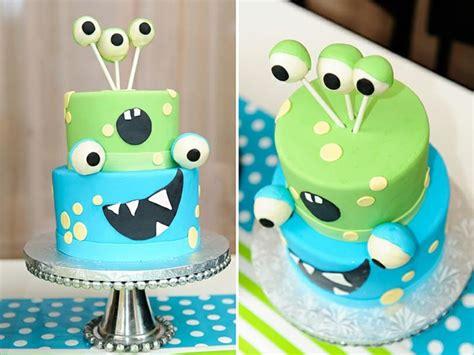 idee decoration anniversaire monstres  compagnie