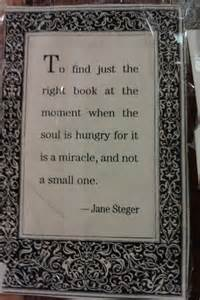 Finding the Right Book