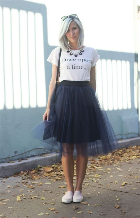 HOW TO STYLE A TULLE SKIRT | Best Friends For Frosting