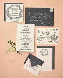 Expert approved wedding invitation etiquette tips martha stewart weddings for Wedding invitations wording martha stewart