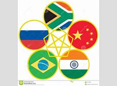 Brics symbol stock vector Image of politics, economics