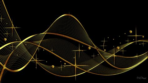 Elegant Black And Gold Wallpaper 13 Desktop Wallpaper
