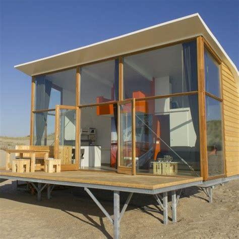 Strandslaaphuisjes In Groede  Zeeuws Vlaanderen Daar