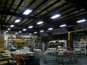 Factory Lighting Continued