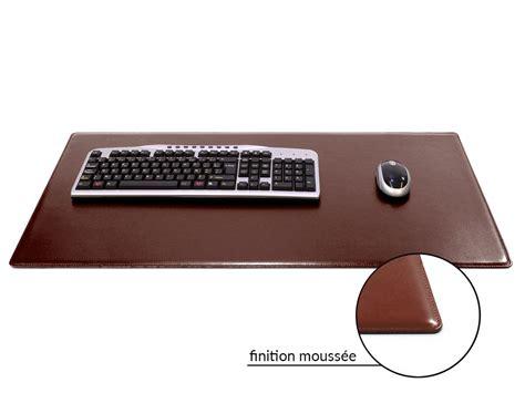 sous cuir bureau sous de bureau en cuir marron sm700
