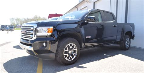 All Terrain Package For 2018 Gmc Canyon Autos Post