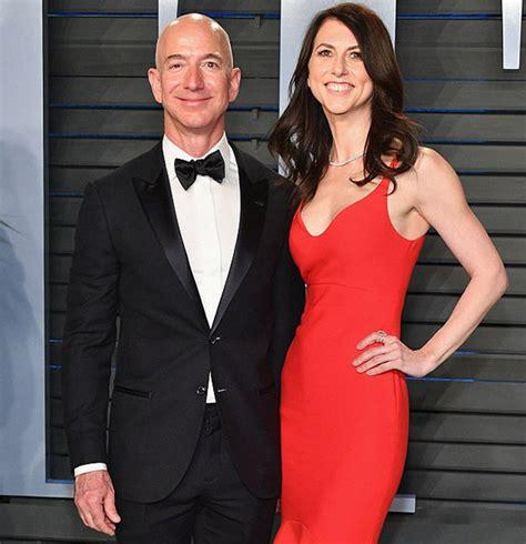 MacKenzie Bezos, 48 & Husband, How Much Is Wealthiest ...