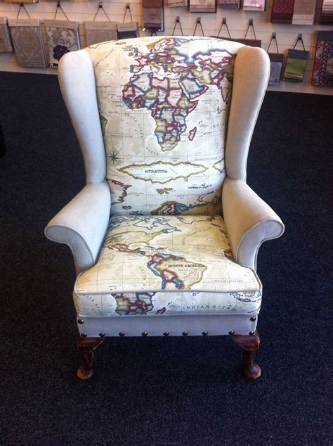 Upholstery Fabrics For Chairs by Best 25 Wingback Chairs Ideas On Wingback