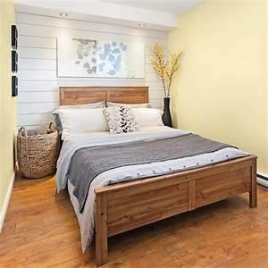 Deco Chambre A Coucher : decor de chambre a coucher champetre ~ Teatrodelosmanantiales.com Idées de Décoration