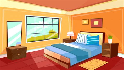 bedroom vectors   psd files
