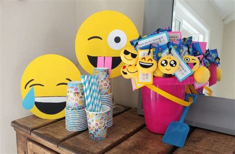 cardboard emoji faces diy inspired