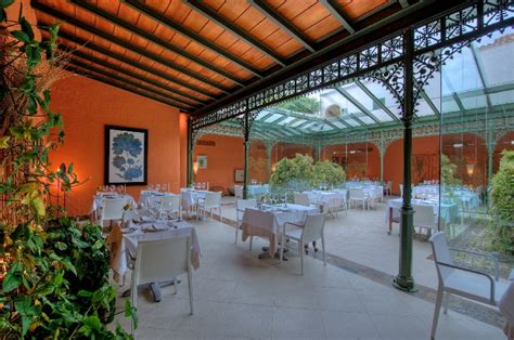 restaurant el patio frejus restaurants and villa conde resort thalasso lopesan hotel