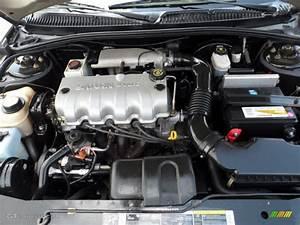 2001 Saturn S Series Sl1 Sedan 1 9 Liter Sohc 8