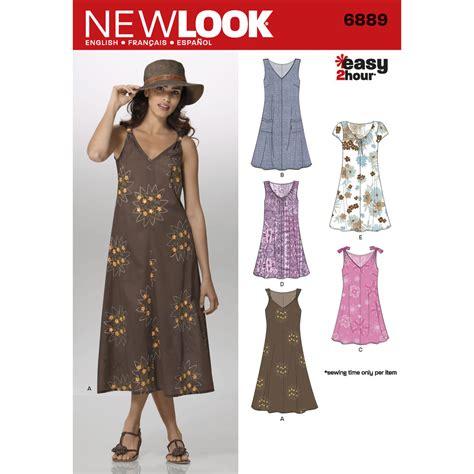 dresses for misses pattern for misses dresses simplicity