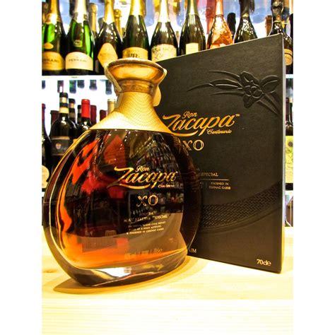 Vendita online rum Zacapa XO 25 anni Solera Gran Reserva
