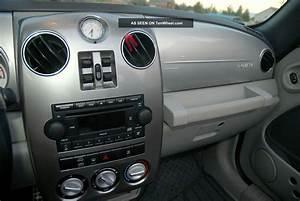 2006 Pt Cruiser Turbo Convertible