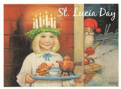 st lucia day  norway  sweden european recipes