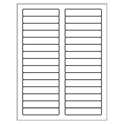 Blank Label Templates 30 Per Sheet by Label Template 30 Per Page Printable Label Templates
