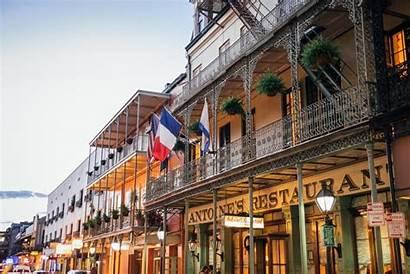 Orleans Architecture French Quarter Travel Neworleans Buildings