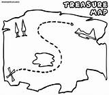 Treasure Map Pirate Printable Maps Coloring Pages Genuine Template Drawing Intended Hunt Getdrawings Sketch Regarding Source Island Templates Library Clipart sketch template