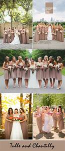 top 10 pantone fall wedding colors for bridesmaid dresses With fall wedding colors bridesmaid dresses