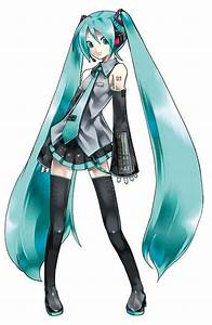 ALL VOCALOID CHARACTERS   All About Vocaloid