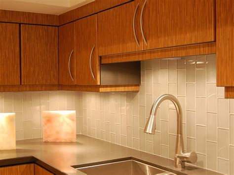Glass Subway Tile Backsplash Ideas Glass Subway Tile