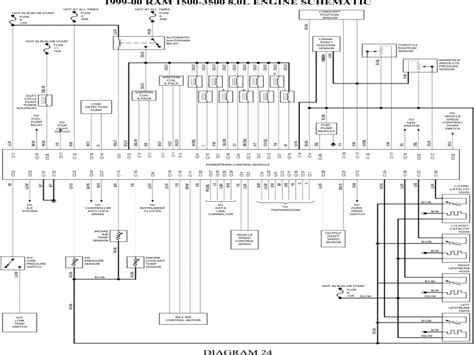 Headlight Wiring Diagram For 2007 Dodge Ram 2500 by 2007 Dodge Ram 1500 Wiring Diagram Wiring Forums
