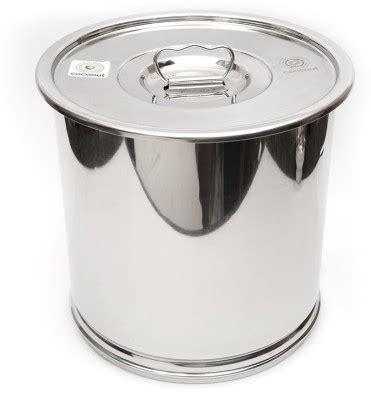 stainless steel kitchen storage containers 47 on coconut stainless steel grain storage 10 l 8280