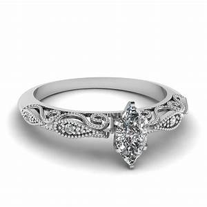 marquise cut engagement rings fascinating diamonds With marquise engagement rings with wedding band